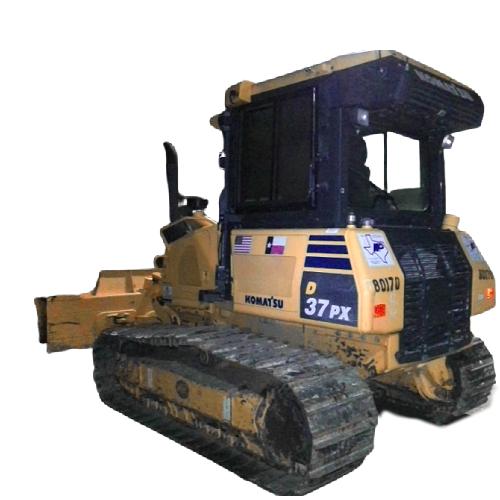 D37PX-23 <br>Serial Number 80170