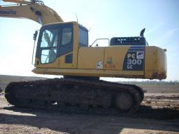 PC300LC-8 SN TA90155