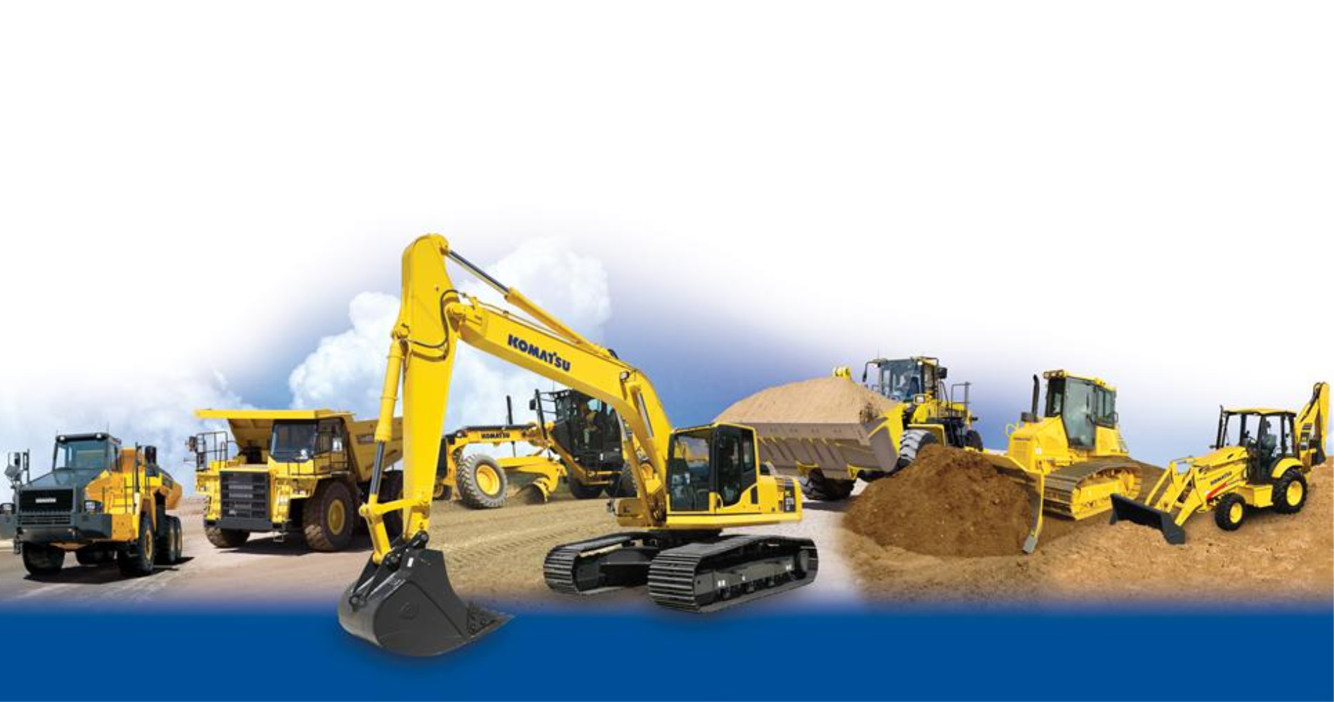 Komatsu All Equipment