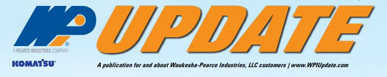 WPI Update Magazine