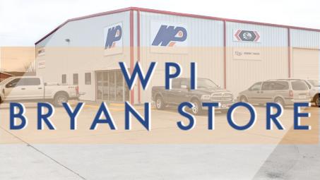 WPI Bryan Store